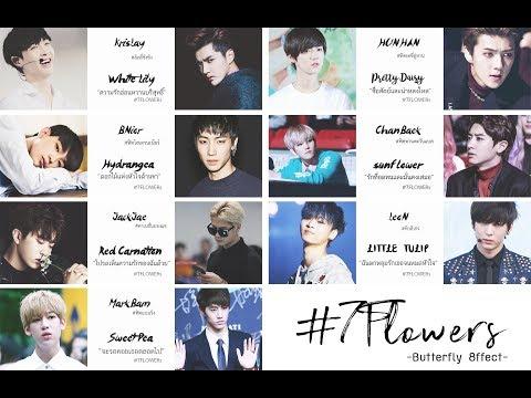 OPV fic #7flowers ( PROLOGUE 7 คู่ #KrisLay #HunHan #BNyoung #ChanBaek #JackJae #LeoN #MarkBam )