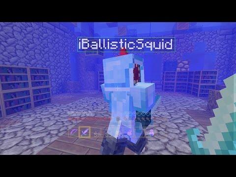 Minecraft Xbox - The Forgotten Vale - Underwater City - {6}