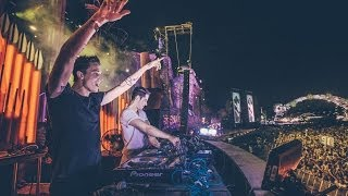 Blasterjaxx EDC Las Vegas Mainstage 2014 - Full set HD Video Live
