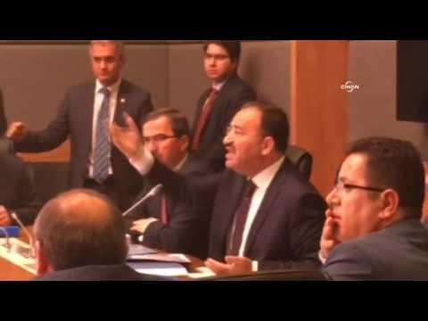 CHP'li Vekiller, Adalet Bakanı'nın üzerine Yürüdü