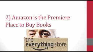 5 Reasons Why You Should Sell Used Books on Amazon