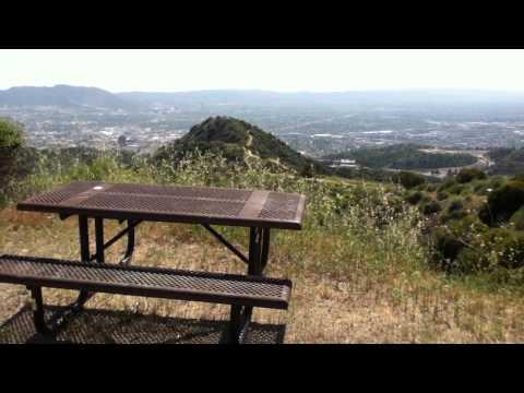 Wildwood Canyon Hike (hi-def), Burbank, CA