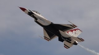 Crazy Thunderbird Passes!