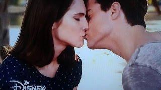 Поцелуй Франчески и Диего (на русском)
