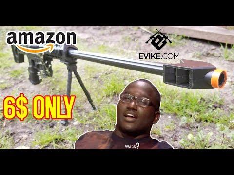 Amazon Cheapest Airsoft Barrett Review