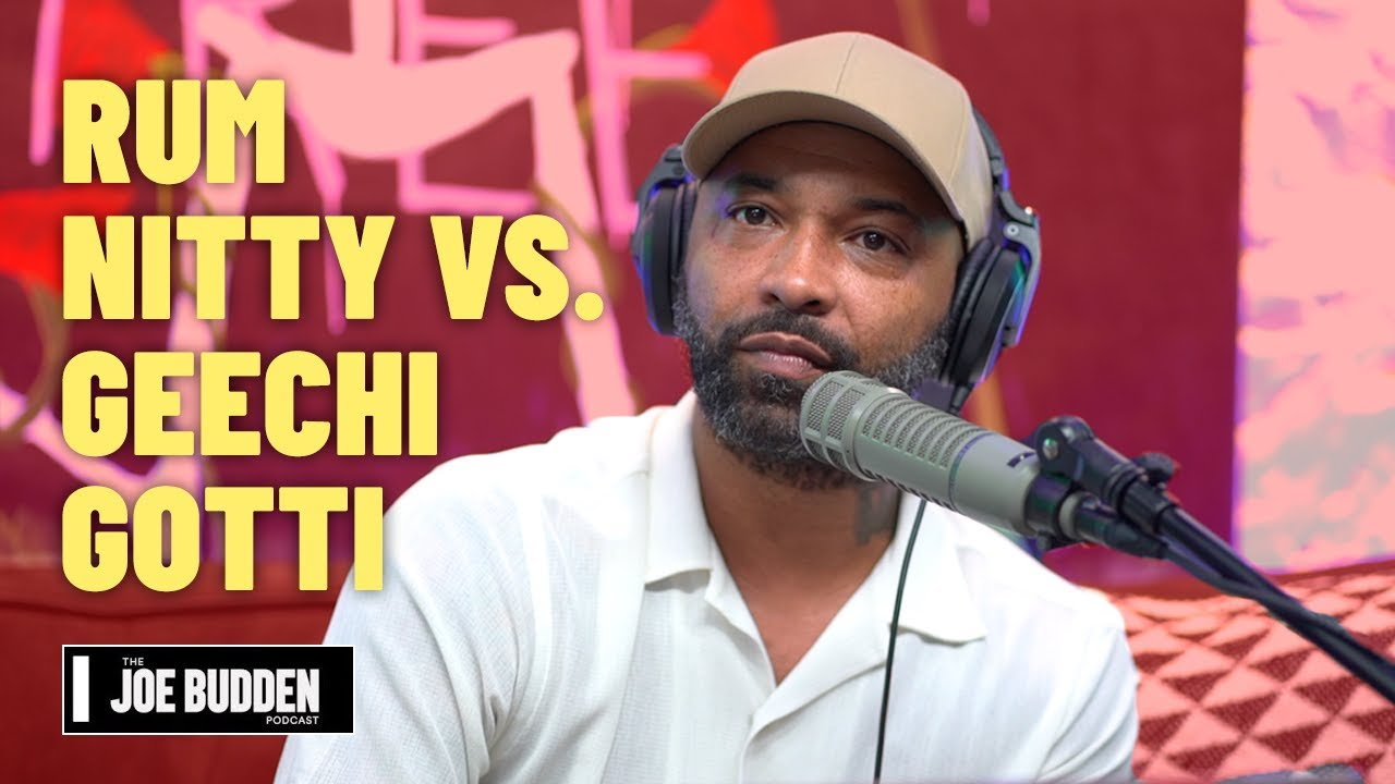 Geechi Gotti vs. Rum Nitty (NOME XI)   The Joe Budden Podcast