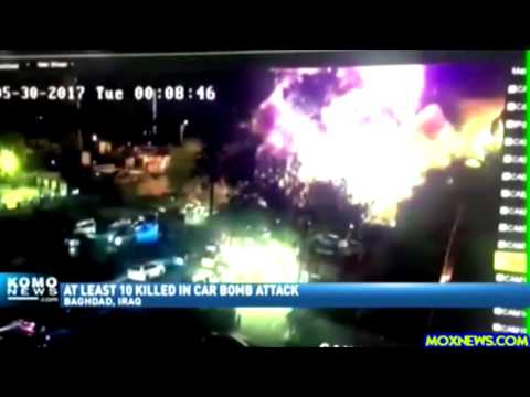 ISIS Claims Responsibility For Massive Explosion In Baghdad!