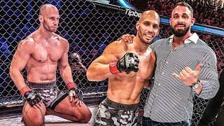 Gewinnt Flying Uwe sein ersten MMA Kampf durch Knockout? Kevin Wolter Vlog!