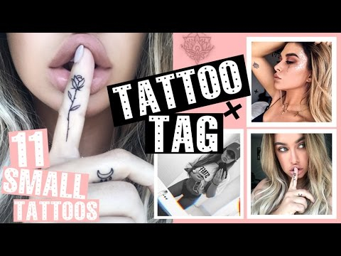 Tattoo Tag | Tashietinks