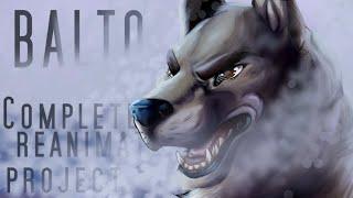 Balto- The White Wolf Scene Reanimated