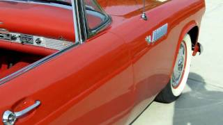 1955 Ford Thunderbird 2 Top Classic Muscle Car for Sale in MI Vanguard Motor Sales