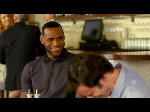 LeBron James' Hilarious 'Trainwreck' Outtakes