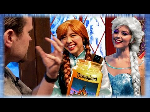 TCE #007 Disney Princess Edition - Interviews at Disneyland - The Candle Enthusiast