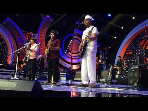 RHOMA IRAMA, LAGU HAJI, Latihan jelang live indosiar 1 sept 2017 pkl 17