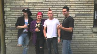 The Jiggawatts The Drinking Song