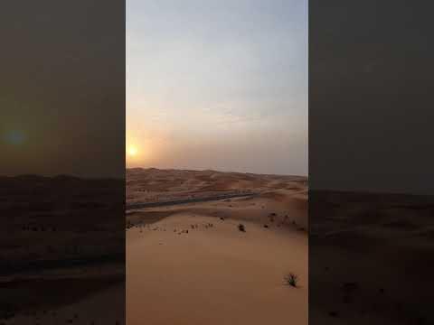 DUBAI Desert / How Dubai ruler built Dubai in Desert
