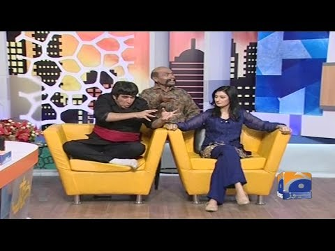 Khabarnaak - 21 July 2017 - Geo News