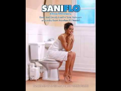 Saniflo Basement Bathroom Pumps And Toilets For LESS LOWEST - Basement pumps