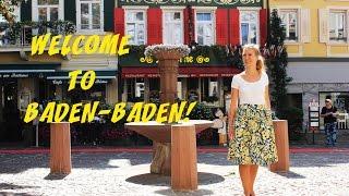 VLOG: ГЕРМАНИЯ, в Баден-Бадене все говорят по-русски и немецкий не нужен?!(Мои дорогие, в этом видео я приглашаю Вас посетить со мной Баден-Баден, сходить в казино и прогуляться по..., 2016-10-05T14:54:08.000Z)