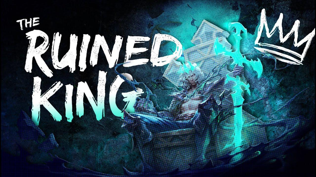 Instalok - The Ruined King (Machine Gun Kelly ft. blackbear - my ex's best friend PARODY)
