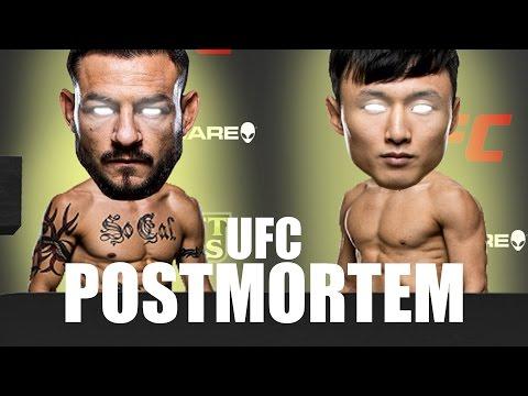 UFC 206 POSTMORTEM!!!
