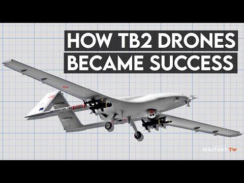 How Turkey's Bayraktar TB2 Drones Became an International Success