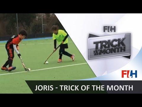 Joris - Trick of the Month