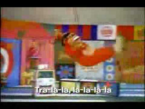 The Banana Splits -Tra la la (Orignial) with captions