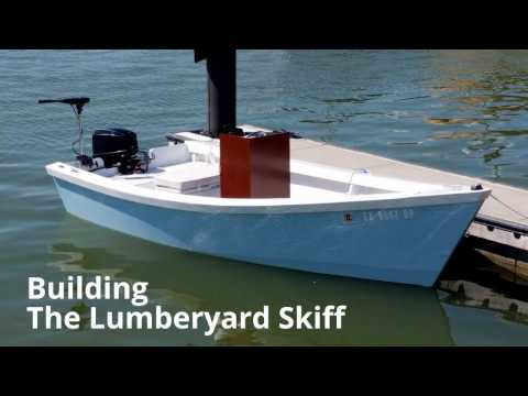 The 16' Lumberyard Skiff Build