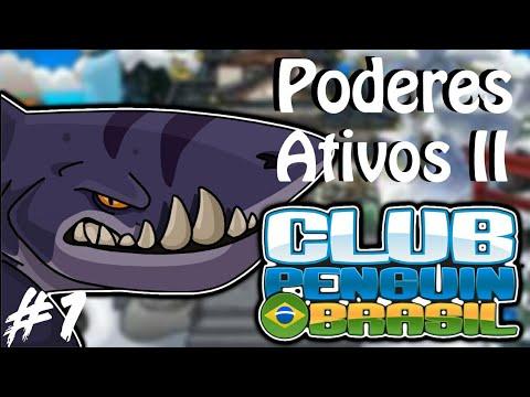 🦈 | VÁRIAS FESTAS MISTURADAS!? - Club Penguin Brasil