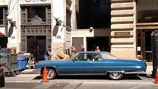 Gotham Season 2 - Anthony Carrigan & Ben McKenzie
