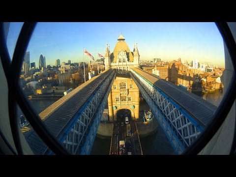 Tower Bridge behind the scenes tour