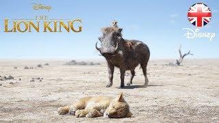 The Lion King | I'm Gonna Name Him Fred Clip | Official Disney UK