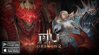 MU Origin 2 by Webzen Gameplay Android iOS (KR)
