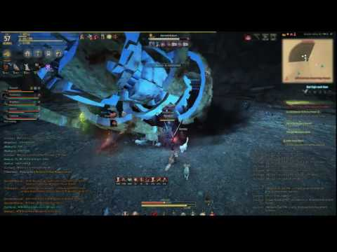 Black Desert Online】Warrior trying to solo world boss Kutum
