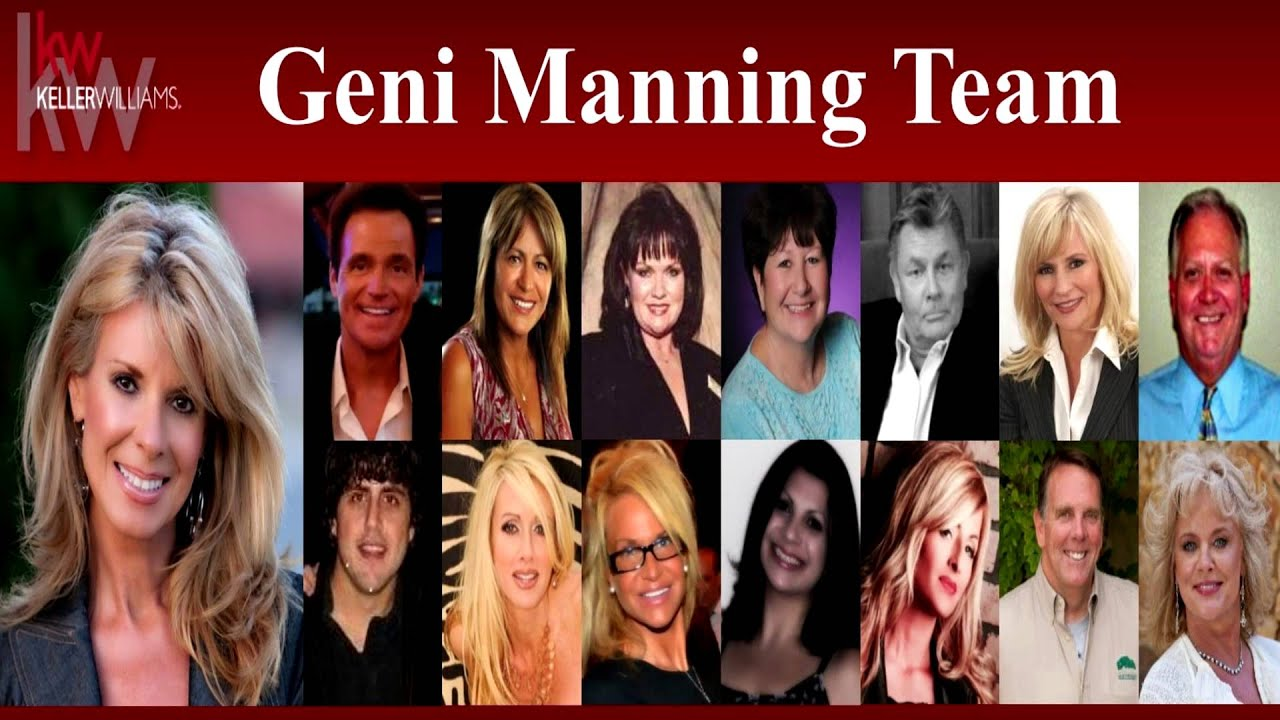 the geni manning team welcomes you youtube