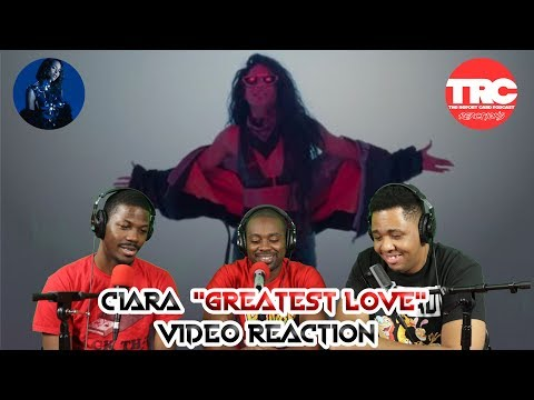 "Ciara ""Greatest Love"" Music Video Reaction Mp3"