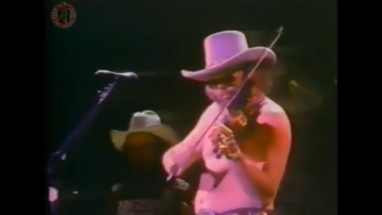Hank Williams Jr - Kaw Liga 1984