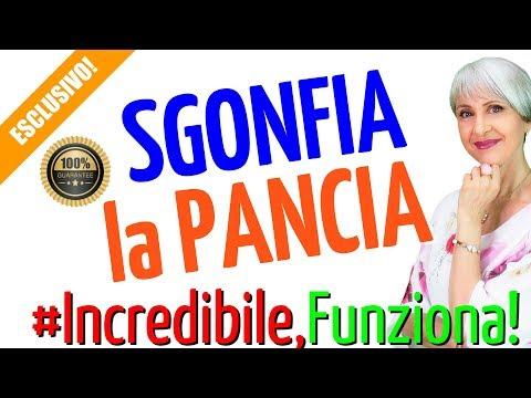 PANCIA GONFIA in ESTATE, ADDIO! come SGONFIARE la PANCIA SUBITO con 7 TRUCCHI