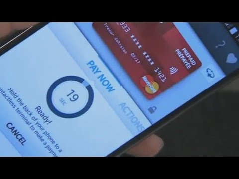 The race for a digital wallet