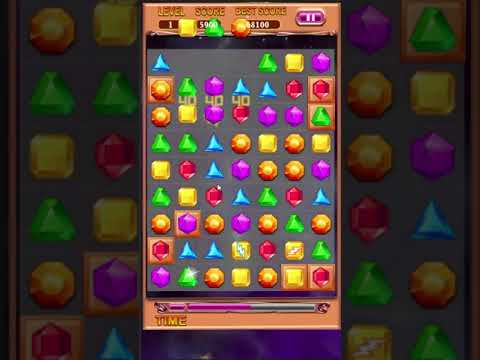 Jewels Diamond - ANDROID - HD Game - Bejeweled