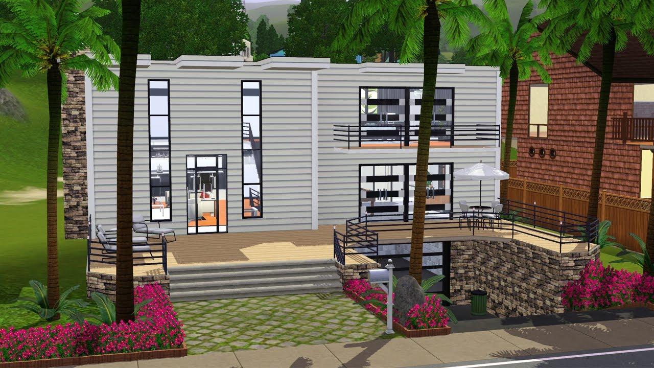 The sims 3 building a bachelor beach house doovi - Bachelor house ...