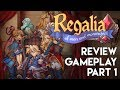 Regalia  Of Men and Monarchs Review PC Gameplay   Tactical Turn Based RPG