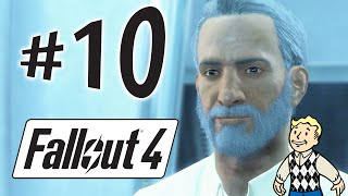 Fallout 4 - Parte 10: O Pai do Instituto!!! [ PC 60FPS - Playthrough PT-BR ]
