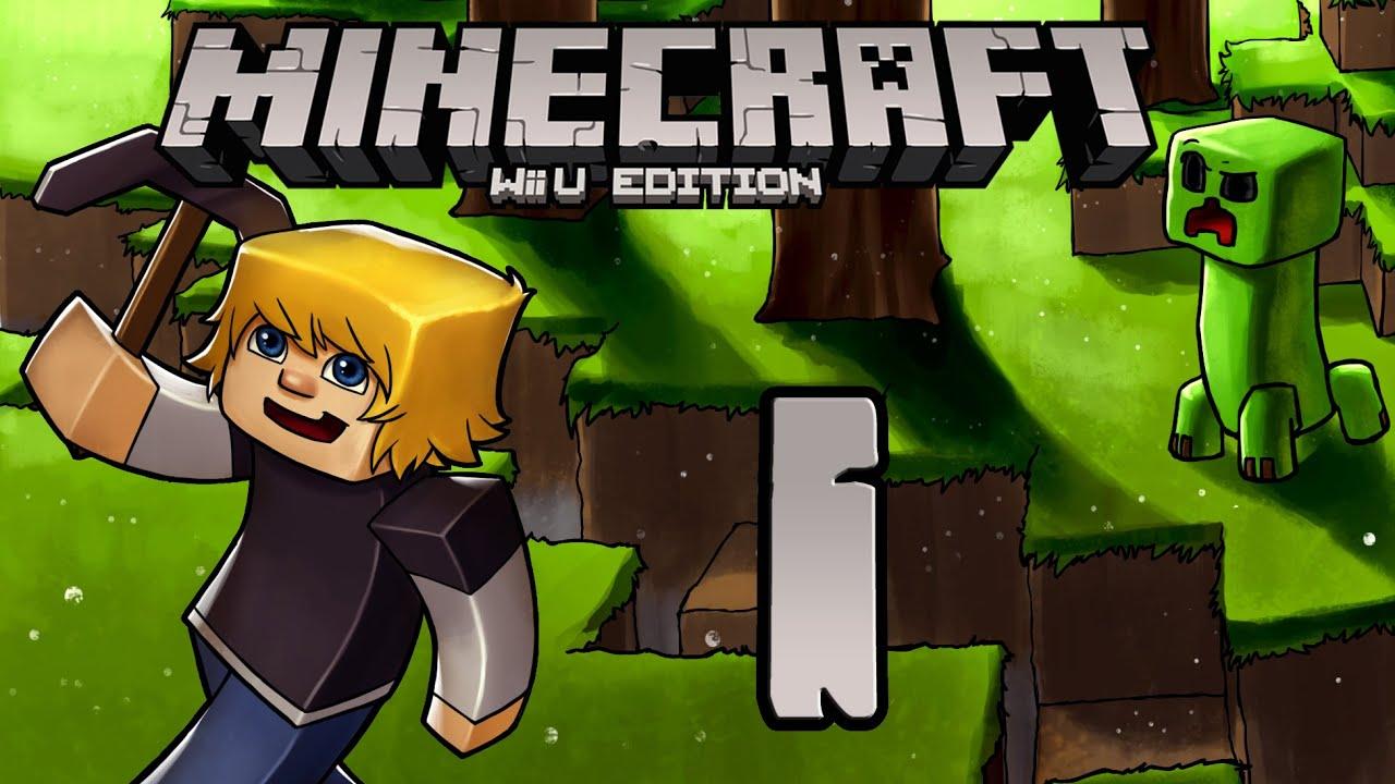 Lets Play Minecraft Wii U Edition German Last But Not Least - Minecraft wii spielen