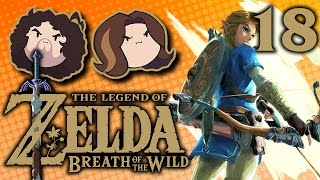 Breath of the Wild: Hot and Dry - PART 18 - Game Grumps