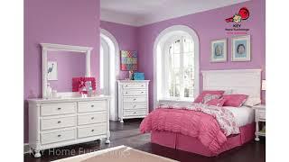 Ashley Kaslyn (B502) Collection Bedroom Furniture | KEY Home