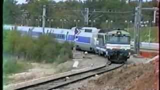 TGV cramé