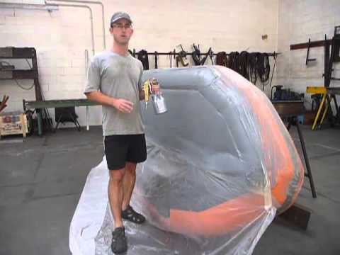 TOPSIDE PAINT - Inflatable Boat Repair and Restoration