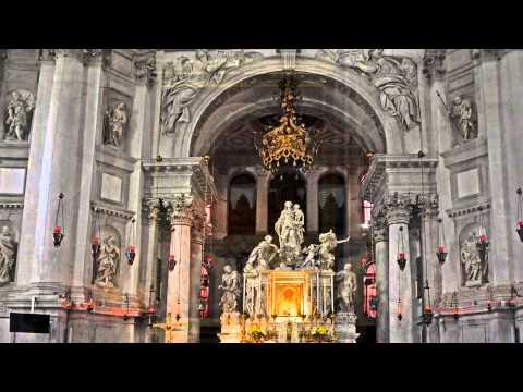 Santa Maria della Salute, Venezia, Italia